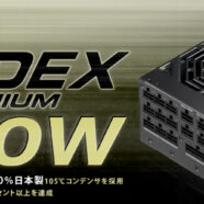 LEADEX TITANIUM 1600W